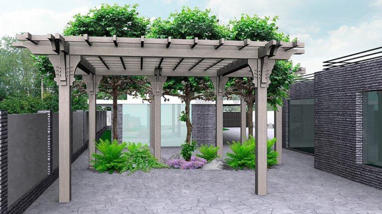 Pergola patio cover constractor bay area
