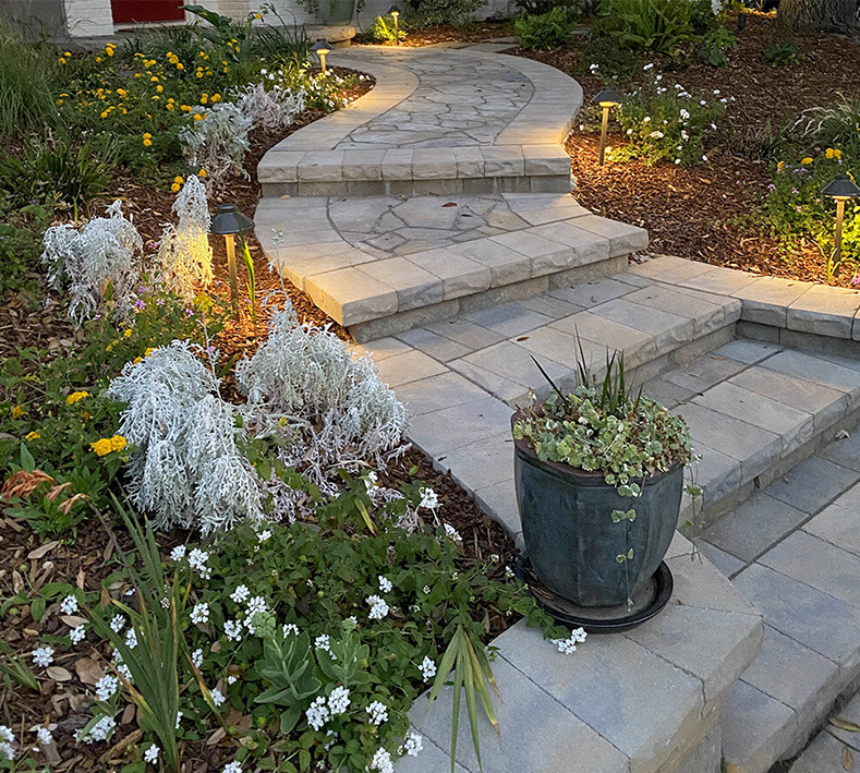 hardscaping contractor south bay