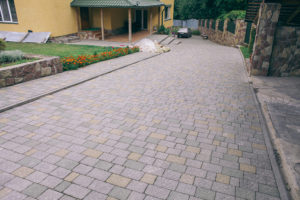 driveway paver