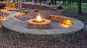 fire pit builder Bay Area